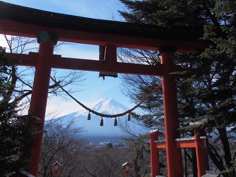 荒倉山浅間神社