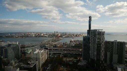 神戸市役所28階より