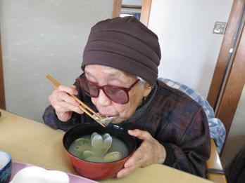 あさりの味噌汁5