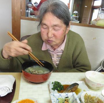 あさりの味噌汁4