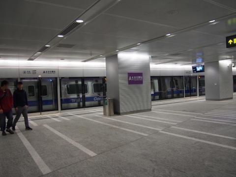 台北駅ホーム