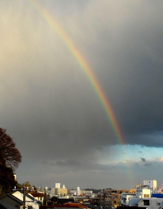 170307,今日見た虹1