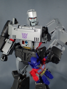 トランスフォーマー マスターピース MP-36 メガトロン ロボットモード (23)