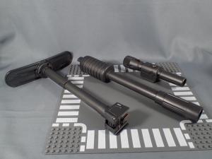 トランスフォーマー マスターピース MP-36 メガトロン 武装比較で遊ぼう (29)