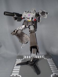 トランスフォーマー マスターピース MP-36 メガトロン 武装比較で遊ぼう (34)