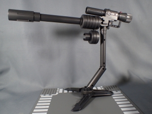 トランスフォーマー マスターピース MP-36 メガトロン 武装比較で遊ぼう (45)