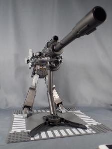 トランスフォーマー マスターピース MP-36 メガトロン 武装比較で遊ぼう (48)