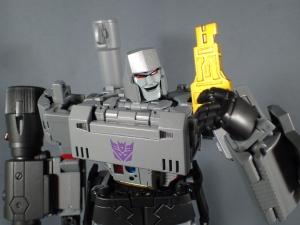 トランスフォーマー マスターピース MP-36 メガトロン 武装比較で遊ぼう (56)