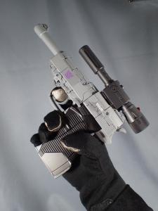 トランスフォーマー マスターピース MP-36 メガトロン 追加修正 (18)