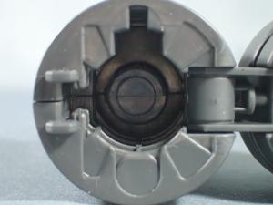 トランスフォーマー マスターピース MP-36 メガトロン 追加修正 (20)