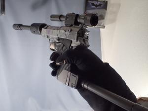 トランスフォーマー マスターピース MP-36 メガトロン 追加修正 (27)