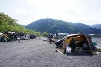 キャンプ場秋葉神社前2