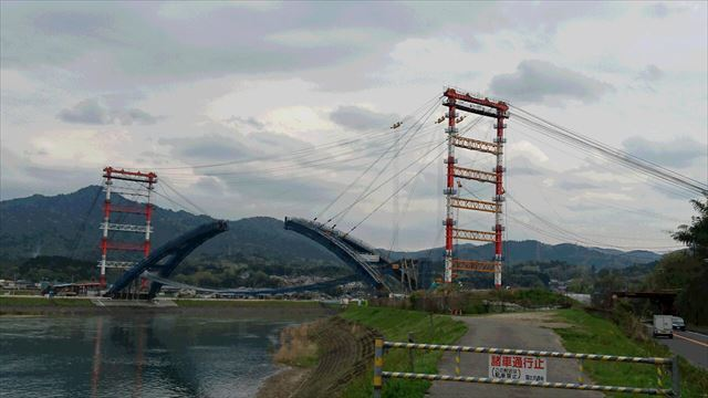 橋でしょうな ^^
