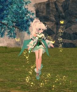 例の妖精服1