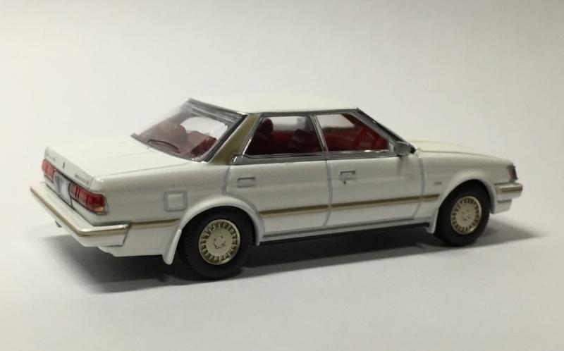 TLVN GX71 マークⅡ グランデリミテッド GTツインターボ 日本車の時代