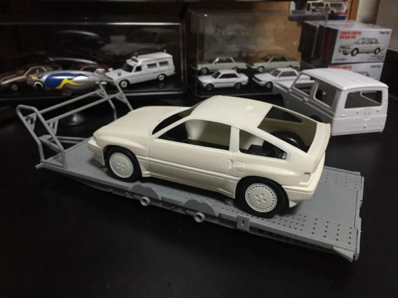 ザ☆チューンドパーツSP ブライアンジェームストレーラーズA4トランスポーター