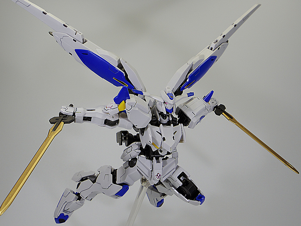 HG ガンダムバエル60