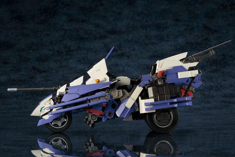 0013_ヘキサギア 124 レイブレード・インパルス
