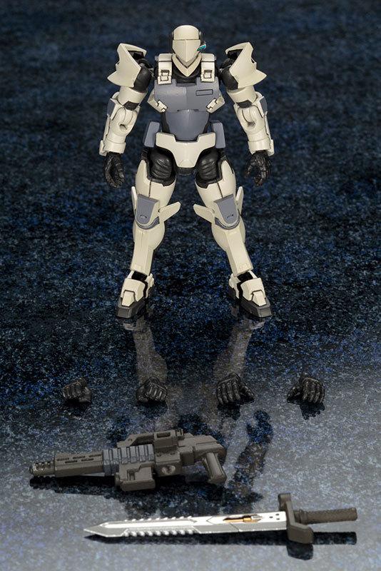 0010_ヘキサギア 124 ガバナー アーマータイプ:ポーンA1