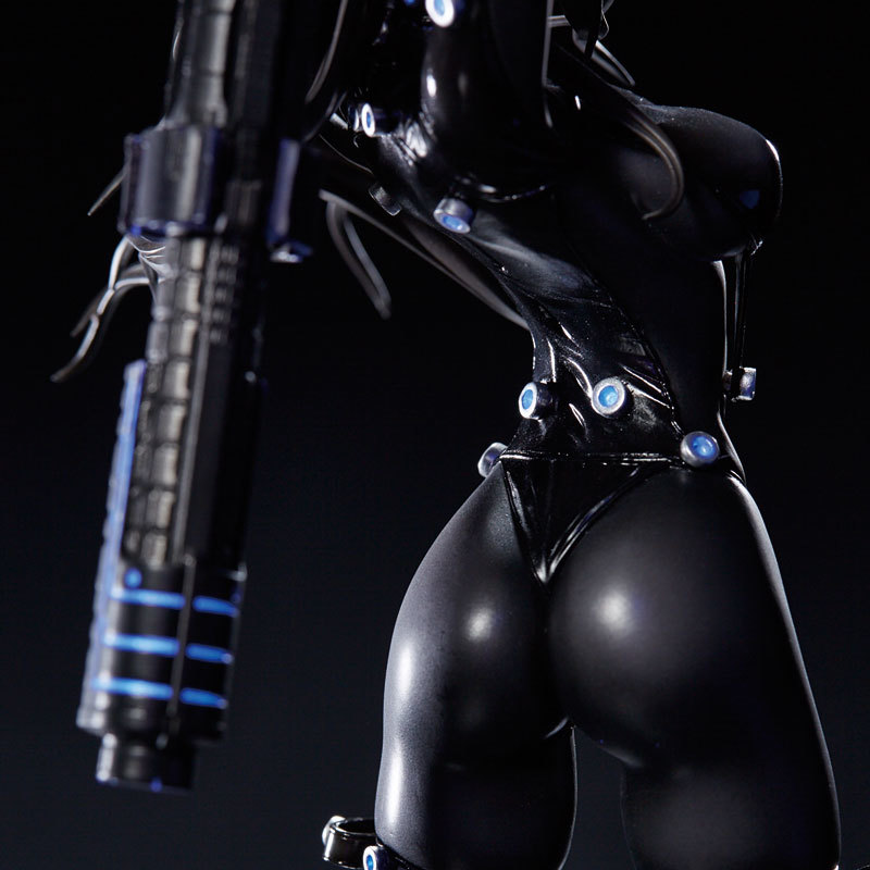 Hdge technical statue GANTZ:O レイカ XショットガンFIGURE-024474_05