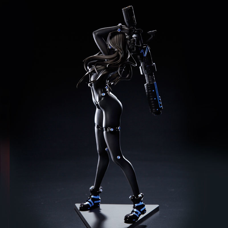 Hdge technical statue GANTZ:O レイカ XショットガンFIGURE-024474_02