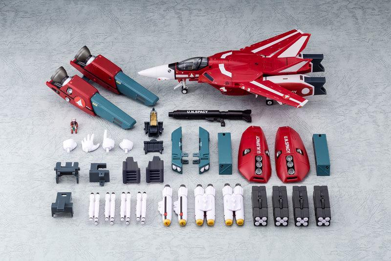 超時空要塞マクロス 160 完全変形VF-1J スーパーバルキリー ミリア・F・ジーナスFIGURE-029641_10