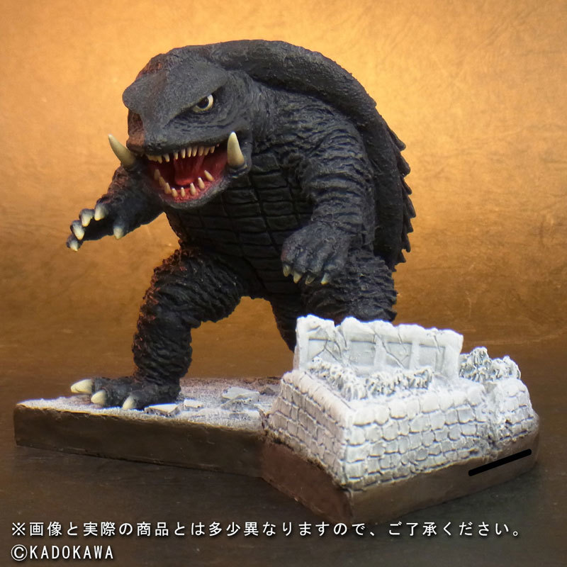 FAVORITE SCULPTORS LINE デフォリアル Coin Bank ガメラ1966FIGURE-029746_02
