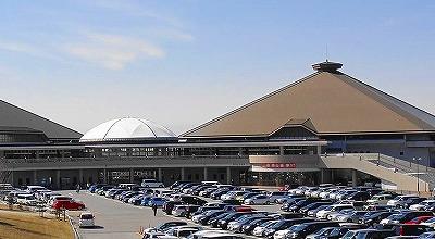 岡崎中央体育館W
