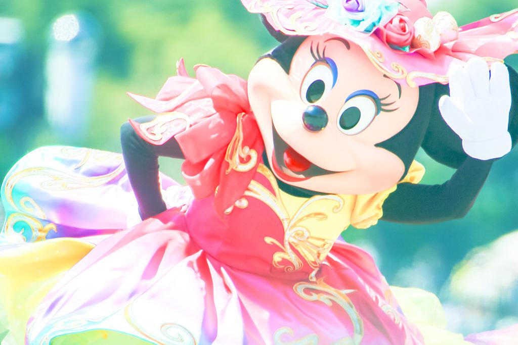 ふんわりスカートがお好き♡/ファッショナブルイースター1
