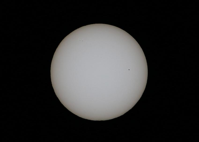 20170228太陽黒点