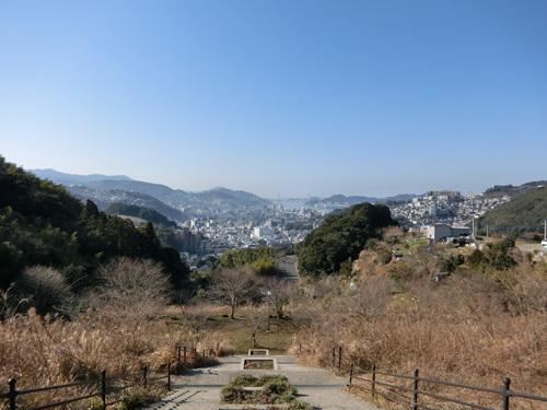 片渕公園からお眺め~!