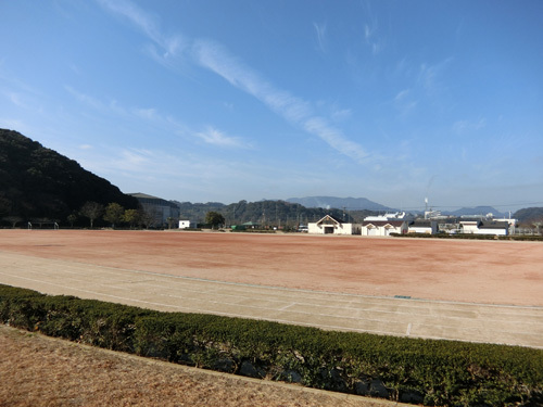 長与総合公園。