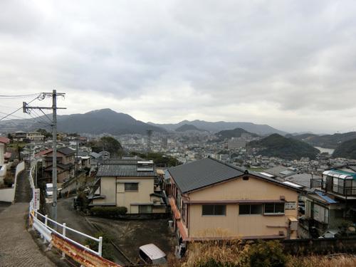 雨は上がりました。