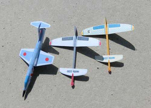 今日はこの3機だけのみで。