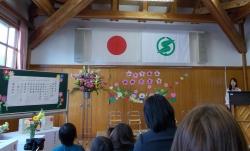 2017 西紀北幼稚園入園式1