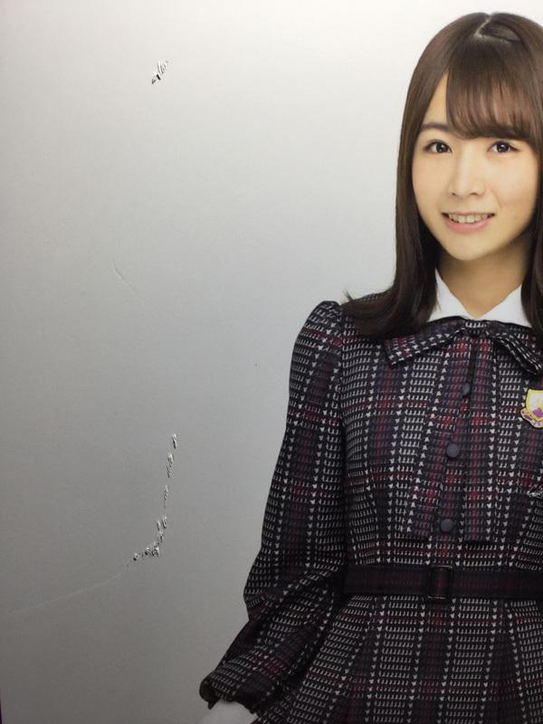 乃木坂46バスラSSA 北野日奈子 パネル