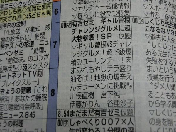 伊藤かりん 有吉ゼミ