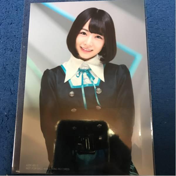 シュートサイン 生写真 通常盤 北野日奈子