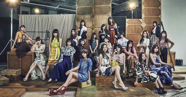 乃木坂46「インフルエンサー」ジャケット写真