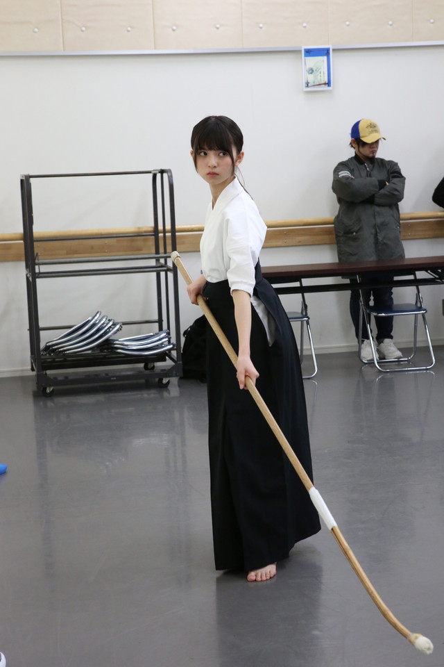 舞台『あさひなぐ』 齋藤飛鳥2