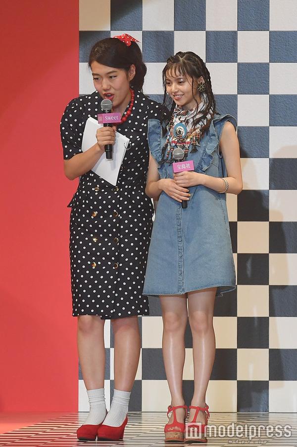 横澤夏子 齋藤飛鳥 sweet collection 2017