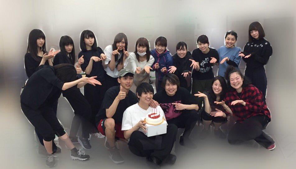 乃木坂46 舞台『あさひなぐ』集合写真