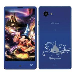 006_Disney Mobile on docomo DM-01H