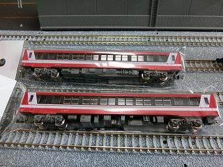 KATO 鹿島臨海鉄道6000形 初期製品(購入時)