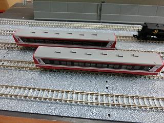 KATO 鹿島臨海鉄道6000形 初期製品(屋根)