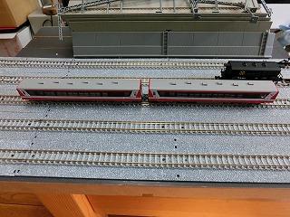 KATO 鹿島臨海鉄道6000形 初期製品(屋根②)