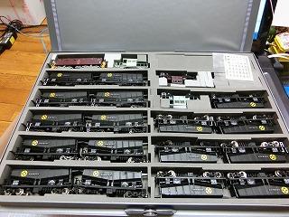 ホキ5700が1両増えた「東上線貨物列車」