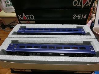 KATO オハ14座席車(2両セット×3)②