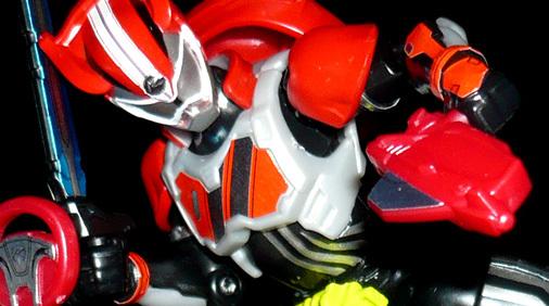 仮面ライダーエグゼイド ドライブゲーマー レベル2