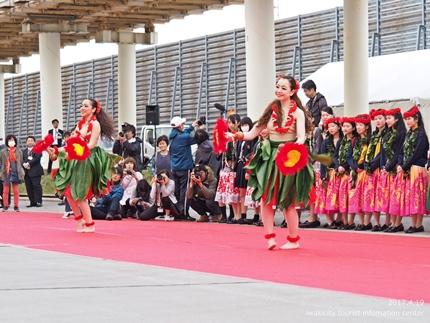 「飛鳥Ⅱ」小名浜港へ寄港しました! [平成29年4月19日(水)更新]6